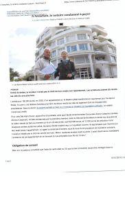 Le notaire condamner à payer 440 000 euros