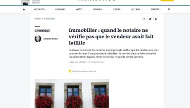 Condamnation SCP DUCOURAU - Frédéric DUCOURAU - le Monde